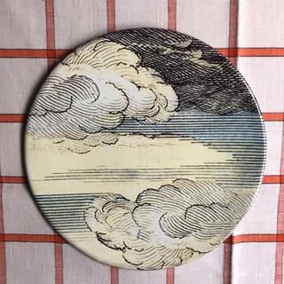 アッシュペーフランス(H.P.FRANCE)のASTIER アスティエ JOHN DERIAN 雲のプレート 未使用(食器)