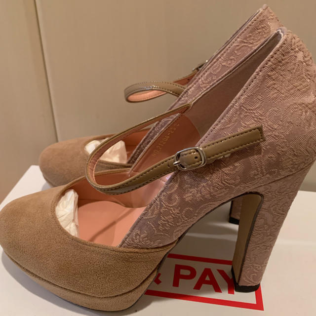 vanitybeauty(バニティービューティー)のパンプス VANITY BEAUTY  レディースの靴/シューズ(ハイヒール/パンプス)の商品写真