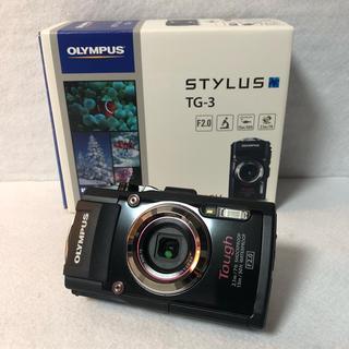 OLYMPUS - 【付属品完備】OLYMPUS デジタルカメラ STYLUS TG-3