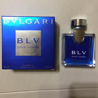 ブルガリ(BVLGARI)のBVLGARIの香水(香水(男性用))