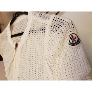 MONCLER - モンクレールのパンチングジャケット