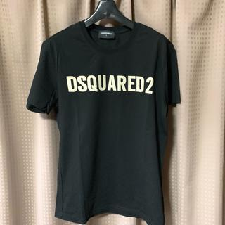 DSQUARED2 - 即日発送可能!国内発送!一点のみ!ディースクエアード ロゴTシャツ