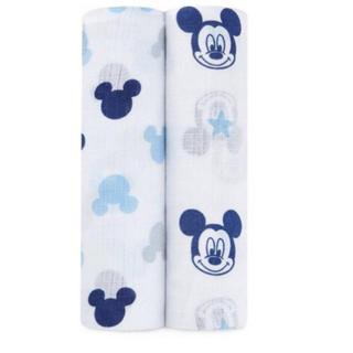 Disney - 正規品 新品 エイデンアンドアネイコラボ  ミッキーお包み