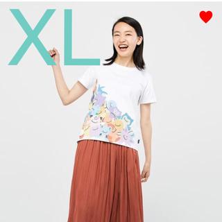 ユニクロ(UNIQLO)のUNIQLO メタモン(Tシャツ(半袖/袖なし))