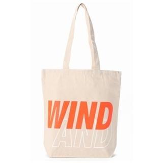 ウィンダンシー WIND AND SEA トートバッグ 新品 未使用(トートバッグ)