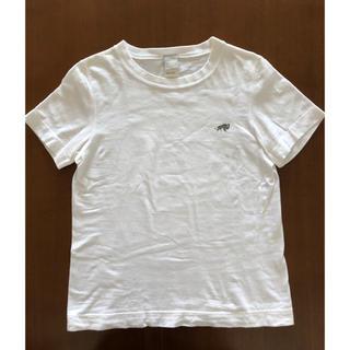 レッドクローバー(RED CLOVER)のレッドクローバー 白 Tシャツ ホワイト 半袖 シンプル(Tシャツ(半袖/袖なし))