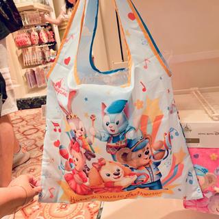 Disney - 香港ディズニー♡新作✨ダッフィー &フレンズエコバッグ