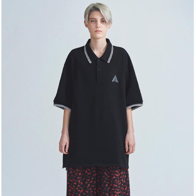 LAD MUSICIAN(ラッドミュージシャン)のLAD MUSICIAN 19ss スーパービッグ ポロシャツ  メンズのトップス(Tシャツ/カットソー(半袖/袖なし))の商品写真