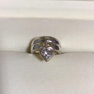 スタージュエリー(STAR JEWELRY)のStar jewelry K18 SILVERリング(リング(指輪))