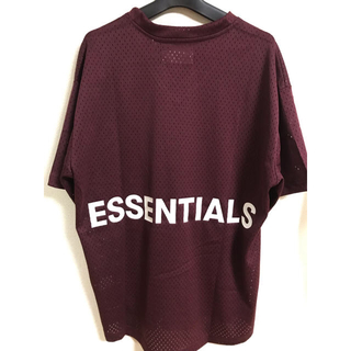 FEAR OF GOD - Fear of god essentials 完売サイズS