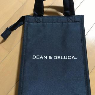 ディーンアンドデルーカ(DEAN & DELUCA)のDEAN &DELUCA 保冷バッグS ブラック(弁当用品)