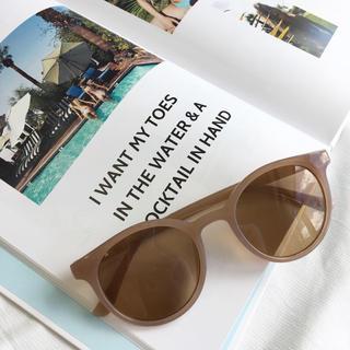 Ron Herman - 予約購入!綺麗色・モカージュカラーsunglasses