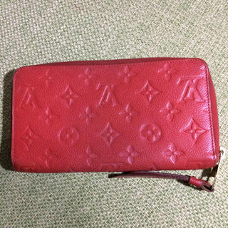 LOUIS VUITTON - 正規!ルイヴィトン財布!1年使用