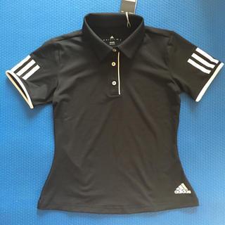 アディダス(adidas)の新品★レディース スポーツポロシャツ★S テニスポロシャツ★クラブシリーズ(ウェア)