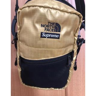 Supreme - supreme the north face shoulder gold