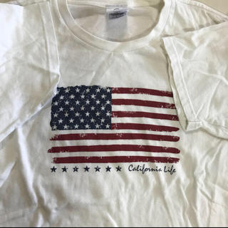 Ron Herman - youthful surf American Flag Tシャツ