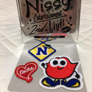 AAA - 【新品】Nissyワッペン2種