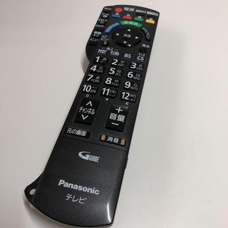 パナソニック(Panasonic)のPanasonic パナソニック テレビリモコン 菅c(その他)