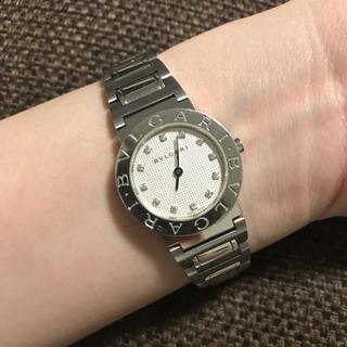 ブルガリ(BVLGARI)のブルガリ 12Pダイヤ 時計(腕時計)