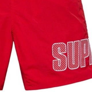 Supreme - Logo Appliqué Water Short  Sサイズ