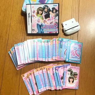 セガ(SEGA)のラブandベリー DSソフト カードリーダー カード(家庭用ゲームソフト)