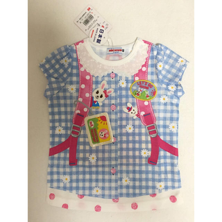 ミキハウス(mikihouse)の新品 ミキハウス 半袖Tシャツ 80(Tシャツ)