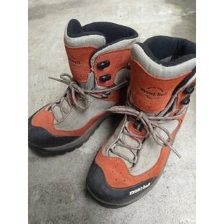 モンベル(mont bell)のレディース モンベル mont-bell トレッキングシューズ 登山靴(登山用品)