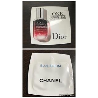 ディオール(Dior)のディオール シャネル 美容液(美容液)
