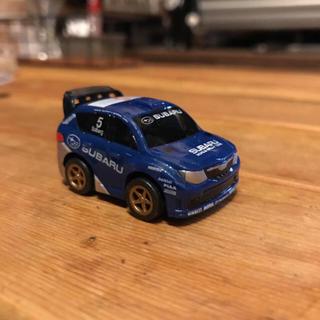 スバル(スバル)のスバル インプレッサ  WRX STI ミニカー ラリーカー(ミニカー)