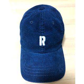 Ron Herman - RHC インディゴ キャップ