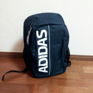 アディダス(adidas)の関東限定!新品ビッグロゴadidas(バッグパック/リュック)