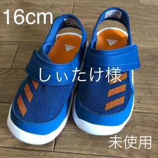 adidas - adidasサンダル 16cm