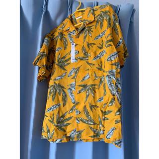 ジーユー(GU)のGU アロハシャツ(シャツ/ブラウス(半袖/袖なし))