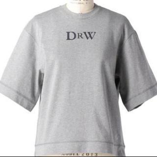 ドゥロワー(Drawer)のドゥロワー♪今期ロゴT(Tシャツ(半袖/袖なし))