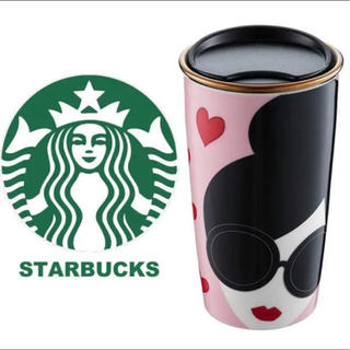 Alice+Olivia - 海外限定スタバ タンブラー Alice and Olivia+Starbucks