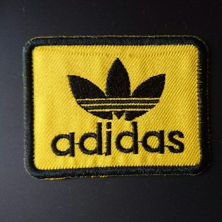 【美品】adidasワッペン