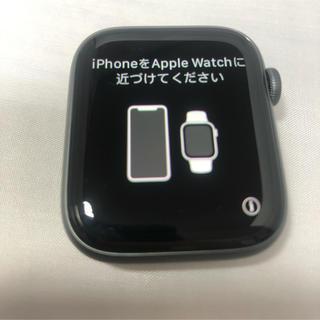 アップル(Apple)のApple Watch series4 GPS 44mm (腕時計(デジタル))