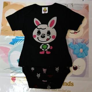 新品♥ヒスミニ♥ロンパース♥Tシャツ♥ベア♥パンダ♥うさぎ♥カバーオール7080