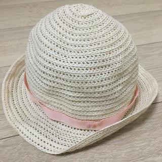 ファミリア(familiar)のファミリア麦わら帽子 49(帽子)