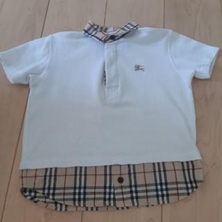 バーバリー(BURBERRY)のバーバリーポロシャツ(Tシャツ/カットソー)
