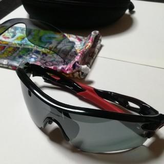 オークリー(Oakley)のオークリー レーダーロック 交換レンズ付き(サングラス/メガネ)