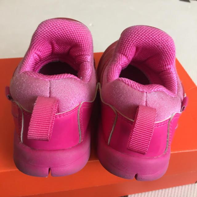 NIKE(ナイキ)のダイナモ 15㎝ キッズ/ベビー/マタニティのキッズ靴/シューズ (15cm~)(スニーカー)の商品写真
