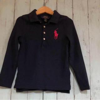 ポロラルフローレン(POLO RALPH LAUREN)のラルフローレン ビッグロゴ ポロシャツ 115 120 (Tシャツ/カットソー)
