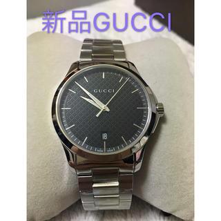 グッチ(Gucci)の「最終値下げ」新品 GUCCI メンズ 腕時計 Gタイムレス 人気モデル(腕時計(アナログ))