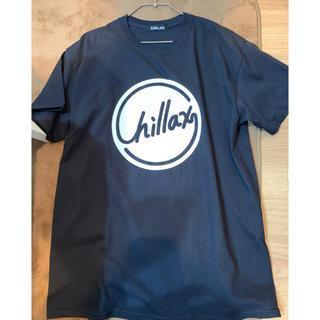 Ron Herman - Chillax Circle ロゴ Tシャツ(ブラック/ホワイト)