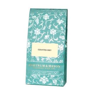フォートナム&メイソン カウンテスグレイ リーフ 250g 詰め替え(茶)