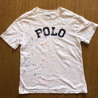 ポロラルフローレン(POLO RALPH LAUREN)のラルフローレン ペイントコットン Tシャツ150cm(Tシャツ/カットソー)
