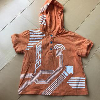 ディーゼル(DIESEL)のディーゼル Tシャツ 80(Tシャツ)