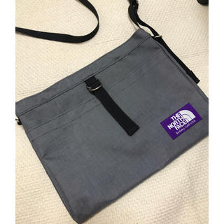 THE NORTH FACE - THE NORTH FACE PURPLE LABELサコッシュ