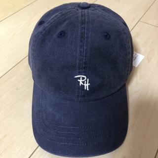 Ron Herman - 新品 ロンハーマン Ron Herman 横浜限定 キャップ RH刺繍 ネイビー